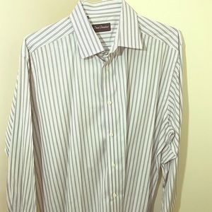 Mens button up dress shirt
